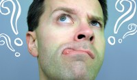 question face