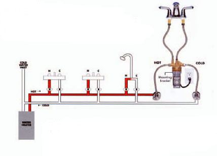 Recirculation Pump Diagram